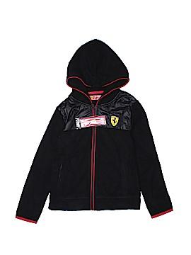 Ferrari Zip Up Hoodie Size 7