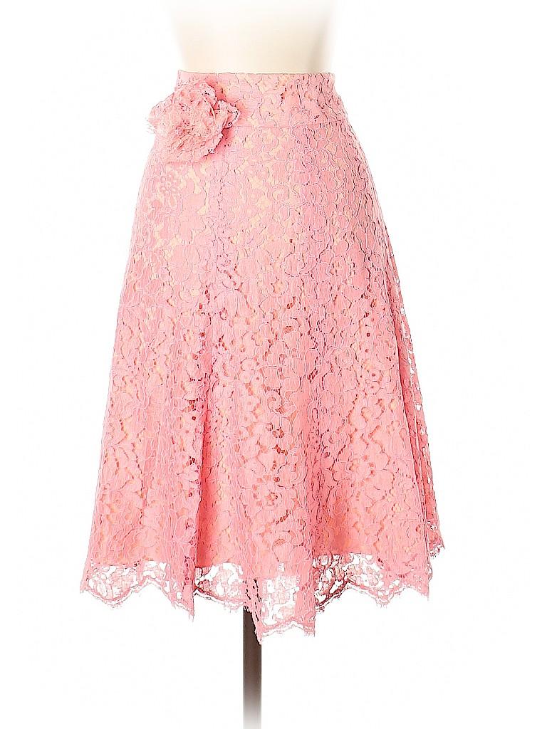 Monique Lhuillier Women Casual Skirt Size 4