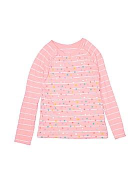 Cat & Jack Long Sleeve T-Shirt Size 7 - 8