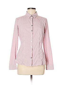 White House Black Market Long Sleeve Button-Down Shirt Size 8
