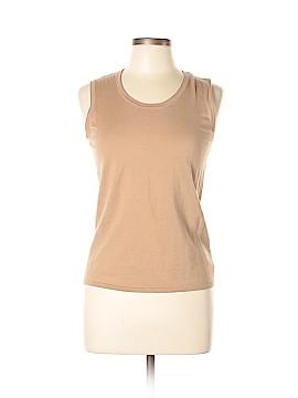 Magaschoni Sleeveless T-Shirt Size M
