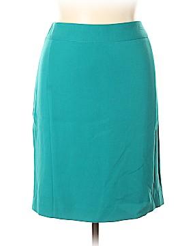 ELOQUII Casual Skirt Size 16W Plus (Plus)