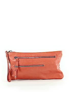 Hobo International Leather Wristlet One Size