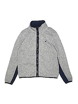 Nautica Fleece Jacket Size 10 - 12
