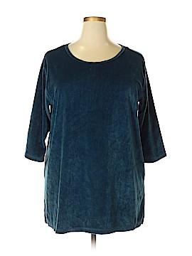 Woman Within Sweatshirt Size 20 (Plus)