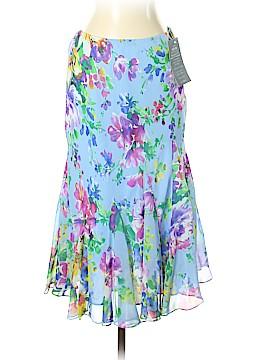 Lauren by Ralph Lauren Silk Skirt Size S (Petite)