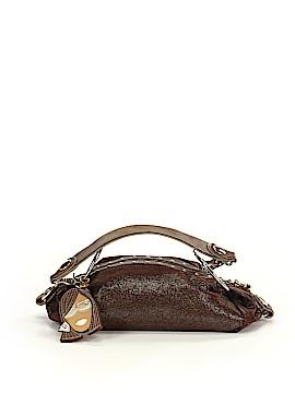 Kathy Van Zeeland Leather Satchel One Size
