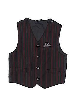 FT Apparel Tuxedo Vest Size 4