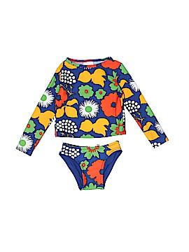 Marimekko Two Piece Swimsuit Size 9 mo