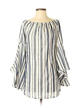 Lulu's Long Sleeve Blouse Size S