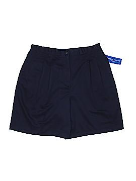 Karen Scott Sport Khaki Shorts Size 16