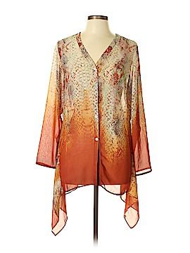Mushka by Sienna Rose Long Sleeve Blouse Size L