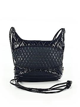 Jill Stuart Leather Crossbody Bag One Size