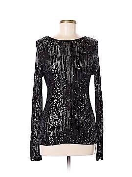Donna Karan Signature Long Sleeve Top Size M