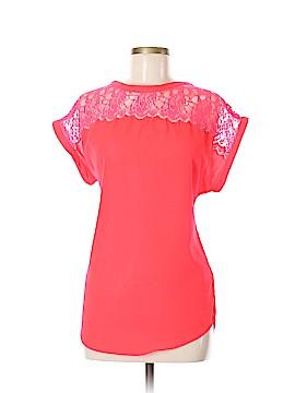 Express Short Sleeve Blouse Size 4