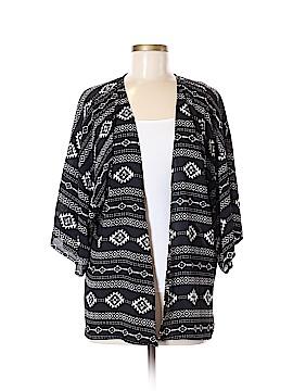 LA Hearts Kimono Size M