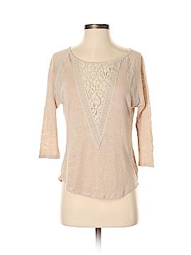 LC Lauren Conrad 3/4 Sleeve Top Size XS