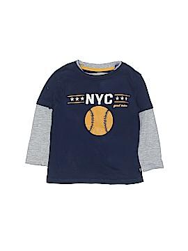 Okaidi Long Sleeve T-Shirt Size 2