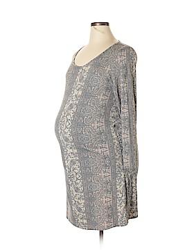 Lilac Casual Dress Size L (Maternity)