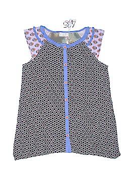 Matilda Jane Short Sleeve Blouse Size 16