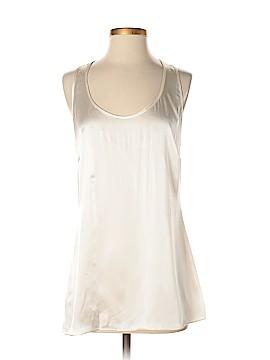 Aysha Sleeveless Silk Top Size 6
