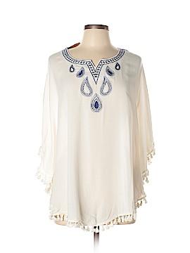 Kori America 3/4 Sleeve Blouse Size S