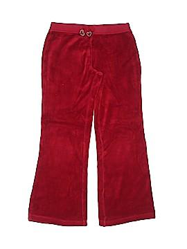 Gymboree Velour Pants Size 8