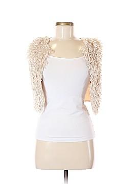 Bonnie Jean Faux Fur Vest Size 8