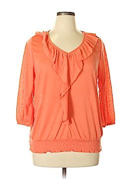 Lena 3/4 Sleeve Top Size XL