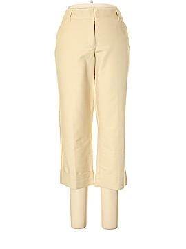 Ann Taylor Factory Khakis Size 12