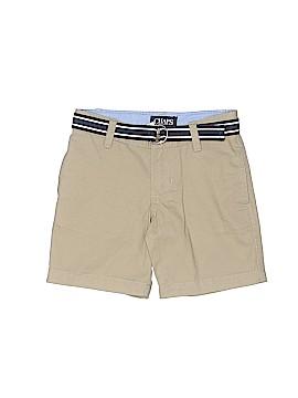 Chaps Khaki Shorts Size 3T - 3