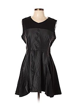 Blanc Noir Casual Dress Size L