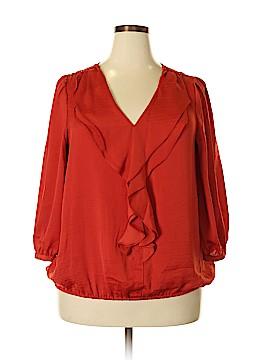 Renuar Long Sleeve Blouse Size 14