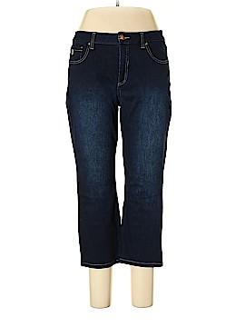 Belle By Kim Gravel Jeans Size 12
