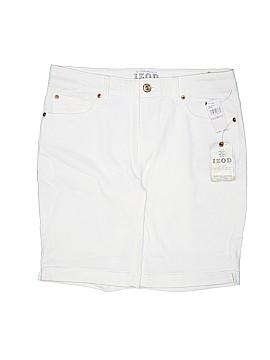 IZOD Denim Shorts Size 6