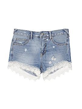 Free People Denim Shorts 24 Waist