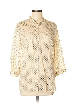 Hoss Intropia 3/4 Sleeve Blouse Size 42 (EU)