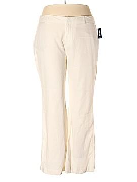 Old Navy Linen Pants Size 20 (Plus)