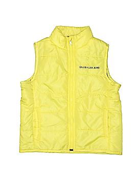 CALVIN KLEIN JEANS Vest Size 4