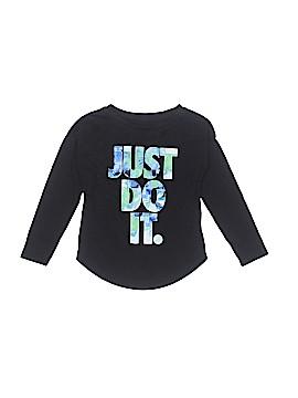 Nike Long Sleeve T-Shirt Size 4