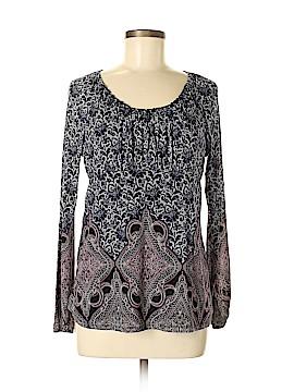 Lizwear by Liz Claiborne Long Sleeve Top Size M