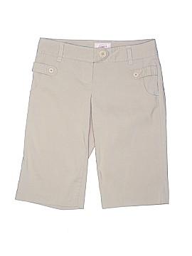Candie's Khaki Shorts Size 2