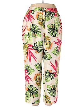 Talbots Silk Pants Size 18 (Plus)