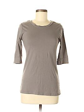 DownEast Basics 3/4 Sleeve T-Shirt Size M