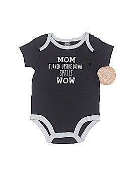 Baby Essentials Short Sleeve Onesie Size 6 mo