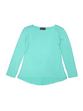 Lori & Jane Long Sleeve T-Shirt Size 10 - 12
