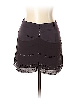 Karen Millen Silk Skirt Size Lg (4)