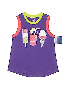 Falls Creek Sleeveless T-Shirt Size 10 - 12