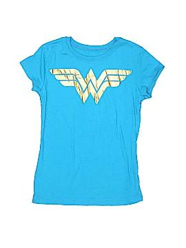 DC Comics Short Sleeve T-Shirt Size 6 - 6X