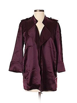 Diane von Furstenberg Silk Blazer Size 4